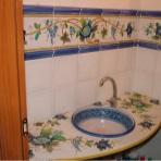 Prodotti: Rivestimenti > Bagni realizzati Ceramiche Torcivia srl