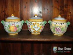 Scheda prodotto sale zucchero caff ceramiche torcivia srl for Porta zucchero caffe sale