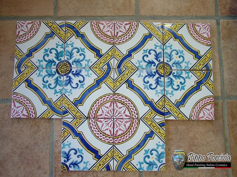 Piastrelle decorate annunci sicilia kijiji annunci di ebay