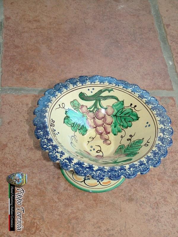 Scheda prodotto: alzatina Ceramiche Torcivia srl