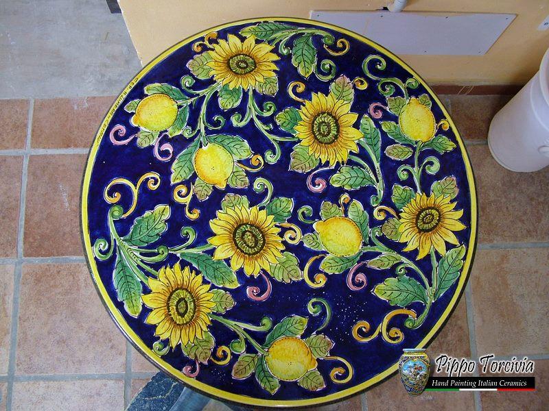Scheda prodotto tavolo marte ceramiche torcivia srl for Tavolo 90x60