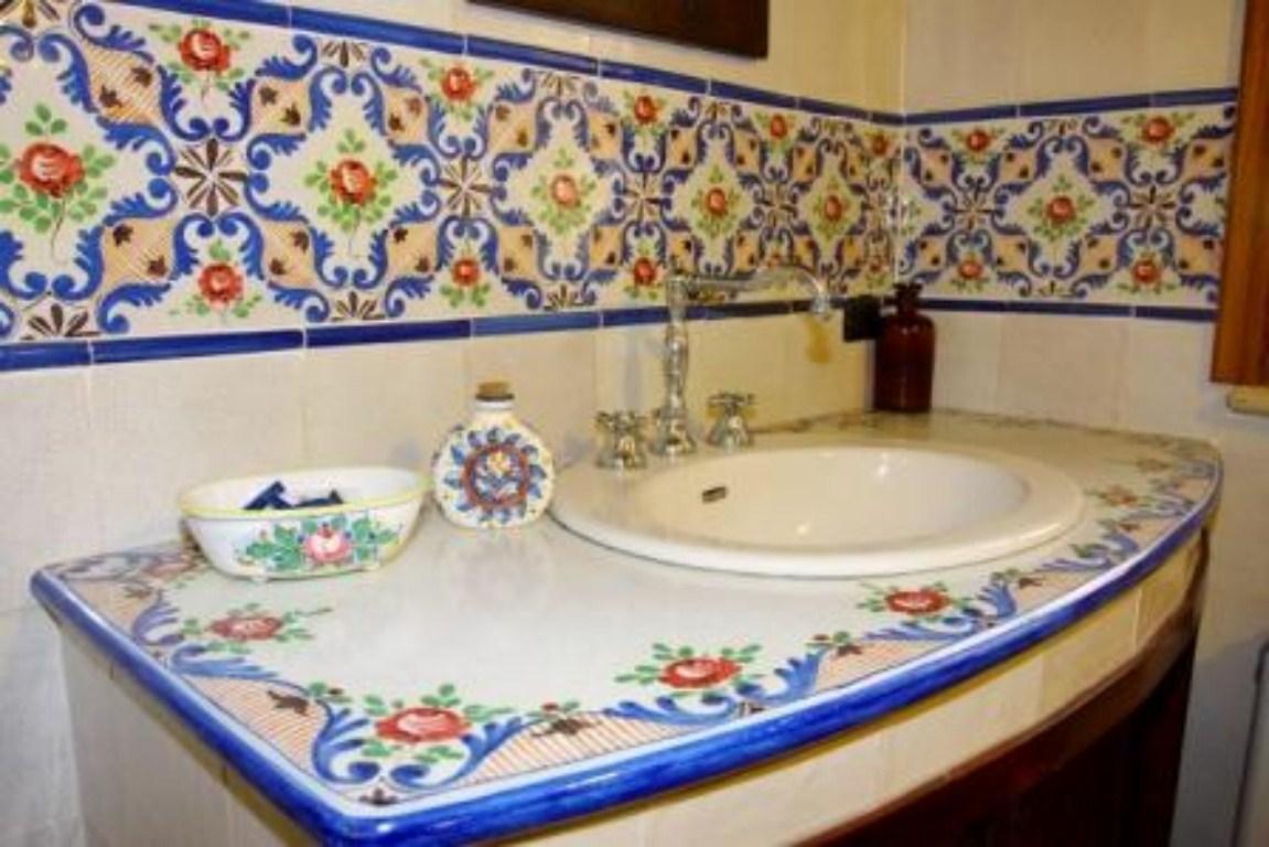 Mattonelle siciliane. awesome pavimento maioliche siciliane vintage