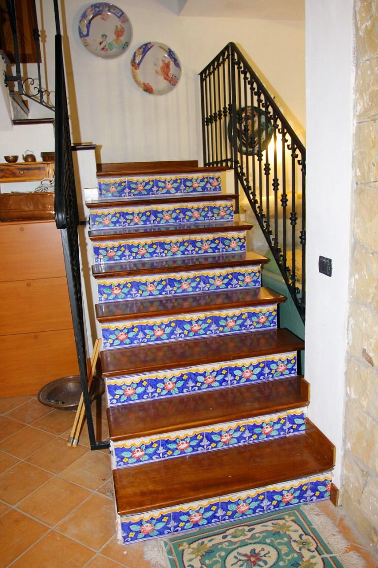 Ceramiche torcivia srl esempi di installazione ed for Piastrelle per scale esterne
